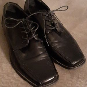 Call it spring men's dress black shoes size 10